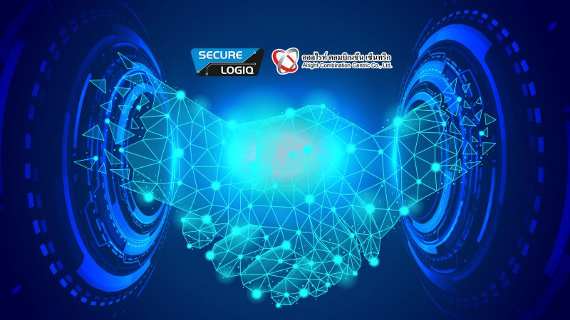Alright Combination Centric Co.,Ltd. และ Secure Logiq Co.Ltd. จับมือเซ็นสัญญาเป็น Partner เพื่อร่วมกัน บุกตลาด อุปกรณ์การจัดเก็บข้อมูล Surveillance System